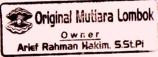 HORMAT KAMI ORIGINAL MUTIARA