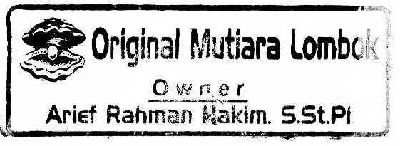 Member Original Mutiara