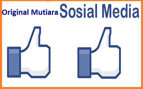 Original Mutiara Sosial Media